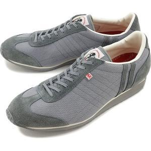パトリック アイリス・キャンバス PATRICK スニーカー メンズ レディース 靴 GRY  528654 FW16
