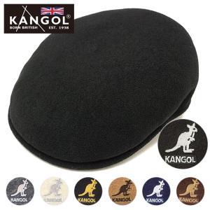 カンゴール ハンチング ウール504 KANGOL メンズ レディース帽子 Wool 504  177169001 FW16|mischief