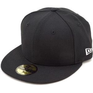 NEWERA ニューエラ キャップ New Era 59FIFTY BASIC CAP ベーシック ベースボールキャップ 帽子 ブラック/スノーホワイト  11409457 SS17