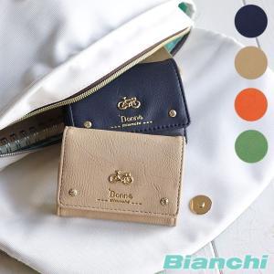 Bianchi Donna ビアンキ ドンナ ウォレット BDKA-01 レディース 三つ折り財布 mischief