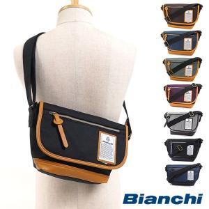 Bianchi ビアンキ バッグ NBTC-35 DUALTEX メンズ レディース ミニメッセンジャー  メッセンジャーバッグ mischief