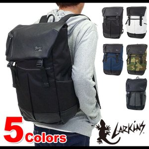 ラーキンス リュック LARKINS バックパック バッグ BACKPACK LTPM-04 FW15
