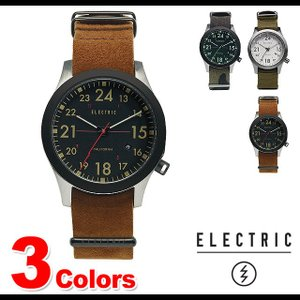 ELECTRIC エレクトリック WATCH 腕時計 メンズ レディース 男女兼用 FW01 NATO  FW1N3 SS16