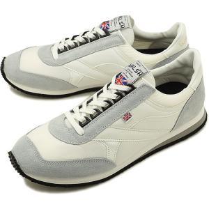 ウォルシュ WALSH 英国製 ボイジャーVoyagerメンズ スニーカー 靴ホワイト  VOY50...