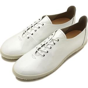 SPINGLE nima スピングルニーマ レディース VICHY SPINGLE MOVE スピングルムーブ フラットシューズ 靴 スニーカー ホワイト カンガルーレザー NIMA-125|ミスチーフ PayPayモール店