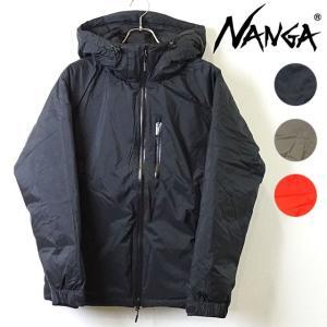 ナンガ NANGA メンズ 日本製 オーロラ ダウンジャケット AURORA DOWN JACKET...