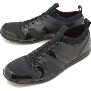 トップセブン TOP SEVEN TS-8805 ローカット レザー スニーカー BLACK メンズ 靴  FW18|mischief