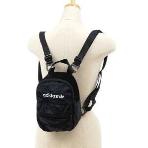アディダス オリジナルス adidas Originals バックパック ミニ ベルベット レディー...