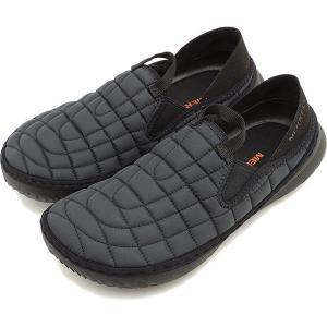 メレル MERRELL レディース ハット モック W HUT MOC キャンプモック アウトドア ライフスタイルシューズ スニーカー 靴 TRIPLE BLACK ブラック系 J90802 FW19|ミスチーフ PayPayモール店