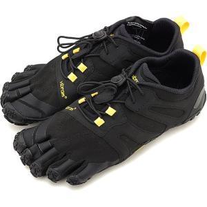 ビブラムファイブフィンガーズ Vibram FiveFingers レディース Vトレイル2.0 W V-Trail 2.0 5本指 トレイルランニングシューズ Black/Yellow 19W7601 SS19|mischief