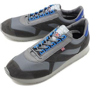 ウォルシュ WALSH メンズ 英国製 ボイジャー SP Voyager SP スニーカー 靴 GR...