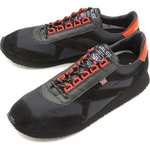 ウォルシュ WALSH メンズ 英国製 ボイジャー SP Voyager SP スニーカー 靴 BL...