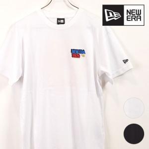 コラボ ニューエラ NEWERA メンズ ドラゴンボール Tシャツ フラッグロゴ SS TEE DR...
