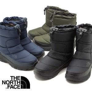 ザ・ノースフェイス THE NORTH FACE ウィンターブーツ TNF ヌプシ ブーティー ウォータープルーフ 6 メンズ・レディース スノーブーツ 防水 NF51873 FW19|mischief