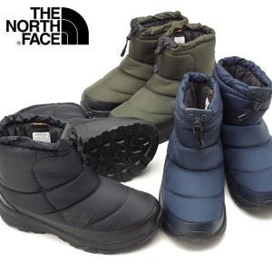 ザ・ノースフェイス THE NORTH FACE ウィンターブーツ TNF ヌプシ ブーティー ウォータープルーフ 6 ショート メンズ・レディース 防水 NF51874 FW19|mischief