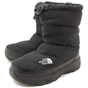 ザ・ノースフェイス THE NORTH FACE ウィンターブーツ TNF ヌプシ ブーティー ウール 5 Nuptse Bootie Wool V スノーブーツ 撥水 防寒靴 NF51978 FW19|mischief