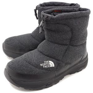 ザ・ノースフェイス THE NORTH FACE ウィンターブーツ TNF ヌプシ ブーティー ウール 5 ショート Nuptse Bootie メンズ・レディース 撥水 防寒靴 NF51979 FW19|mischief