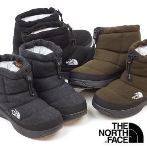 ザ・ノースフェイス THE NORTH FACE レディース TNF ヌプシ ブーティー ウール 5 ショート W Nuptse Bootie ウィンターブーツ 撥水 防寒靴 NFW51979 FW19|mischief