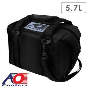 エーオークーラーズ AO Coolers 6パック キャンバス ソフトクーラー 6L AOクーラーズ...