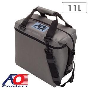 エーオークーラーズ AO Coolers 12パック キャンバス ソフトクーラー 11L AOクーラ...