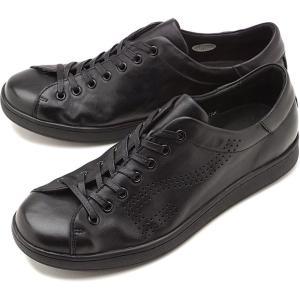 限定 トップセブン TOP SEVEN メンズ スニーカー ウォッシュレザー TL-010 大人カジュアル 靴 BLACK ブラック系 TL-010 FW19|mischief