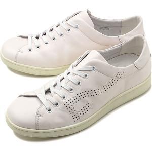 限定 トップセブン TOP SEVEN メンズ スニーカー ウォッシュレザー TL-010 大人カジュアル 靴 WHITE ホワイト系 TL-010 FW19|mischief