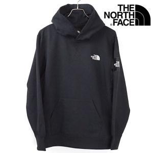 ザ・ノースフェイス THE NORTH FACE メンズ スクエアロゴフーディ SQUARE LOG...