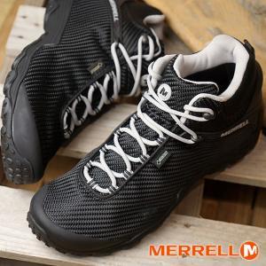 メレル MERRELL メンズ カメレオン7 ストーム ミッド ゴアテックス 完全防水 アウトドア トレッキングシューズ 靴  38559 FW18 mischiefstyle