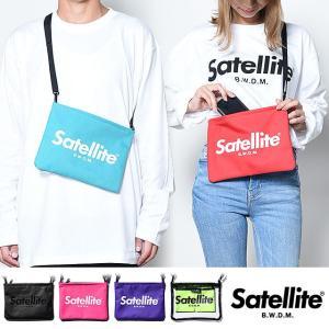 サテライト Satellite ベーシック サコッシュバッグ BASIC SACOCHE ミニショル...
