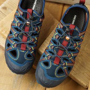 メレル MERRELL ウォーターシューズ チョップロック シャンダル M CHOPROCK SHANDAL 99929 SS20 スニーカー サンダル 靴 SAILOR ブルー系 mischiefstyle