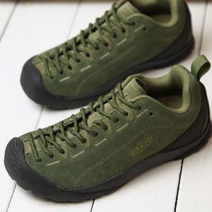 キーン KEEN スニーカー ジャスパー W JASPER 1017115 SS17 レディース キャンプ アウトドア 靴 BLACK FOREST CLIMBING IVY グリーン系 mischiefstyle