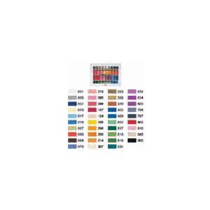 ブラザー指定のウルトラポス刺繍糸 下記のお好きな10色を選べます。 下糸、同じカラーの複数注文もでき...