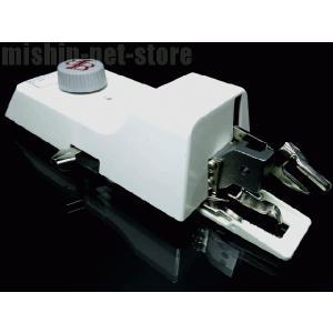 B-6 TA用ボタン穴かがり器 変更駒9個フルセット付き  ボタンホーラー/ボタンホール ブラザー職業用ミシン専用 ヌーベル専用 brother|mishin-net-store|02