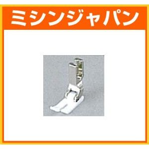 ジャノメ 「コスチューラ専用 レザー押え(テフロン押え)」|mishin-shop