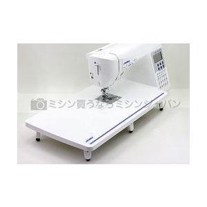 ワイドテーブル付 限定カラー銀(シルバー) JUKI コンピューターミシン「HZL-VS200S / HZL-VS200P / HZL-VS200V」|mishin-shop|05