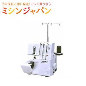 ロックミシン 本体 JUKI ジューキ 1本針3本糸 「MO-113」|mishin-shop
