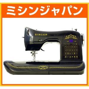 ミシン 本体 シンガー コンピューター 「The Singer 160 (160周年記念モデル)」|mishin-shop