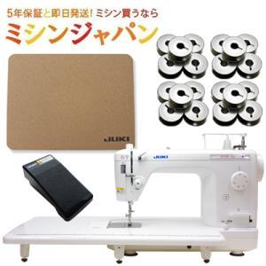 補助テーブル付 JUKI ジューキ 職業用ミシン 「シュプール30 / TL-30」|mishin-shop