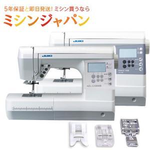 ミシン 本体 JUKI ミシン 「HZL-G100WB(限定色)/HZL-G100B」 コンピューターミシン|mishin-shop