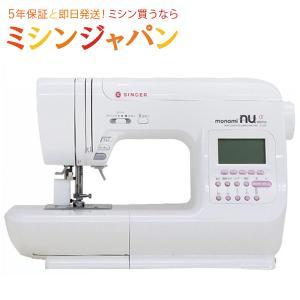 【2018年 新発売】シンガー ミシン 「モナミヌウアルファSC327/SC317」 コンピューターミシン|mishin-shop