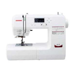 ミシン ジャノメ  ミシン(JANOME)蛇の目 コンピュータ ミシン CX-11【送料無料】