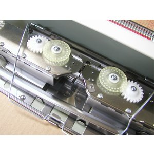 パンチカード編み機 カンタン280 SK280 ドレスイン編機(旧:シルバー編み機)|mishindenet|07