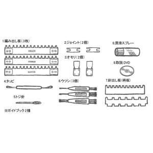 編み機 いとぼうちえ150 KI-150 ドレスイン編機(旧:シルバー編み機)|mishindenet|05