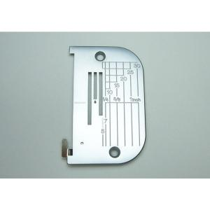 JUKI 薄物用針板(職業用ミシン用) 対象機種:TL30,TL30DX他[A9839-090-AA0] ※メーカー取り寄せ商品※|mishinyasan