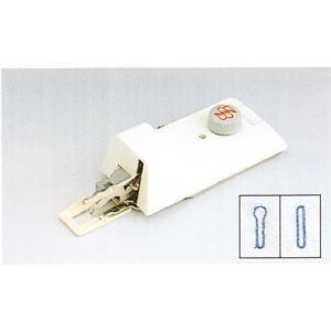 職業用ミシン用 ボタン穴かがり器B-6(TA用) [X80352-101] ※メーカー取寄せ商品※ [ボタンホーラー] [ヌーベル][TL30,TL30DX][エクシムプロ]|mishinyasan
