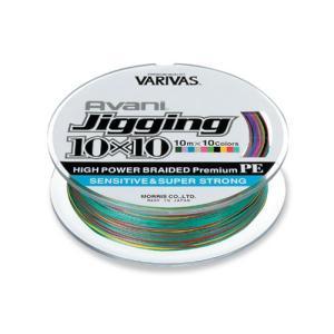 VARIVAS アバニ ジギング10×10 4号-300m|mishop