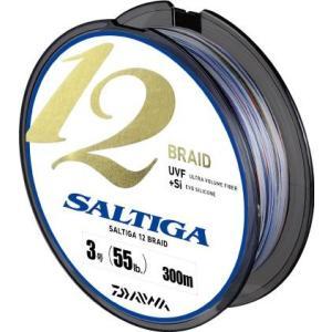ダイワ ソルティガ 12ブレイド  SALTIGA 12BRAID 200m巻 2.5号|mishop