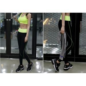 レディース ヨガパンツ ヨガウェア ロングパンツ 柔らか素材 トレーニング ランニング ピラティス ダンス 女性用 着やせ効果|misoamiso