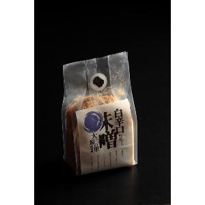 白辛口味噌(400g)|misoan|02