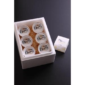 白みそスイーツセット(白みそアイス120ml・6個入り&白みそ生キャラメル、40g・8粒入り)|misoan|02